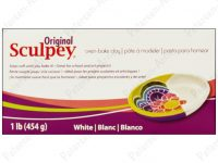 Sculpey Original 1LB White