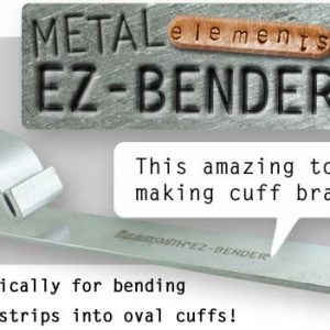 EZ-BENDER Easily form metal bracelets