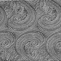 Classic Swirls Texture Mat