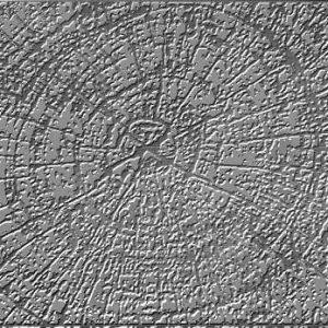 Center Cut Log Texture Mat