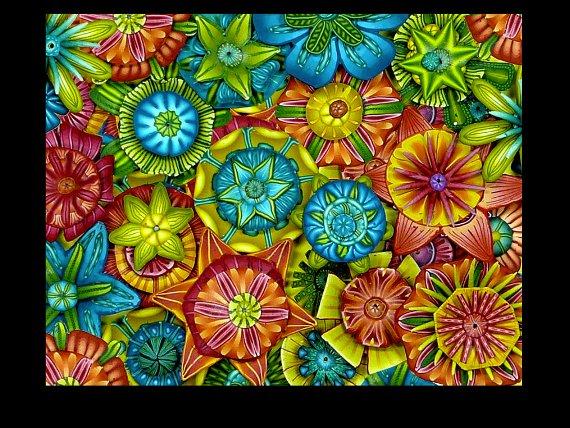 Carol Simmons Floral Fantasy Workshop