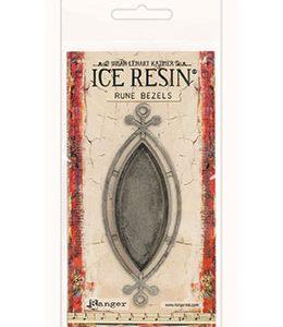 IRB59905 Rune Ellipse Bezel Ant Silver