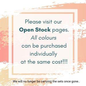 Tim Holtz Open Stock Inks