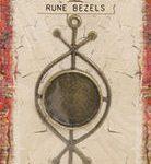 IRB59899 Rune Round Ant Bronze
