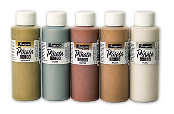 Pinata Alcohol Ink-Metallics 4oz