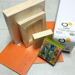 Substrates wood paper plastic