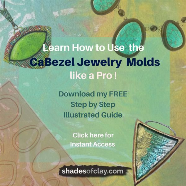 Step by Step Instructions for the CaBezel Jewelry Molds