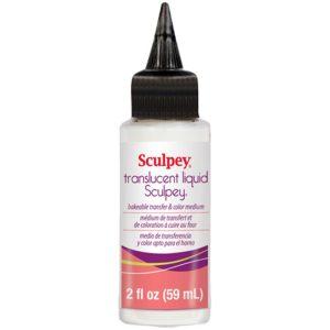 Liquid Sculpey Translucent 2oz