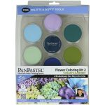 PanPastels Set of 7 Colors +Sofft Tools