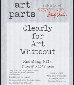 Clearly for Art Whiteout Film