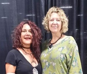 Susan Lenart Kazmer and Wendy Orlowski