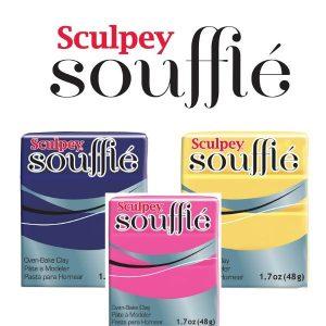 Sculpey Souffle Polymer Clay