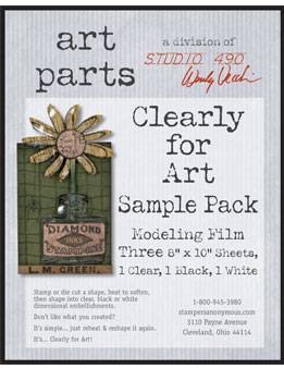 Clearly for Art-Sampler Pack