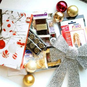 Secret Santa Gift #1-$15