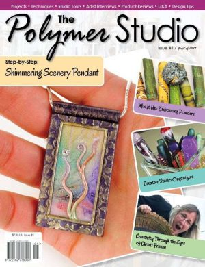 The Polymer Studio Magazine Issue #1 2019