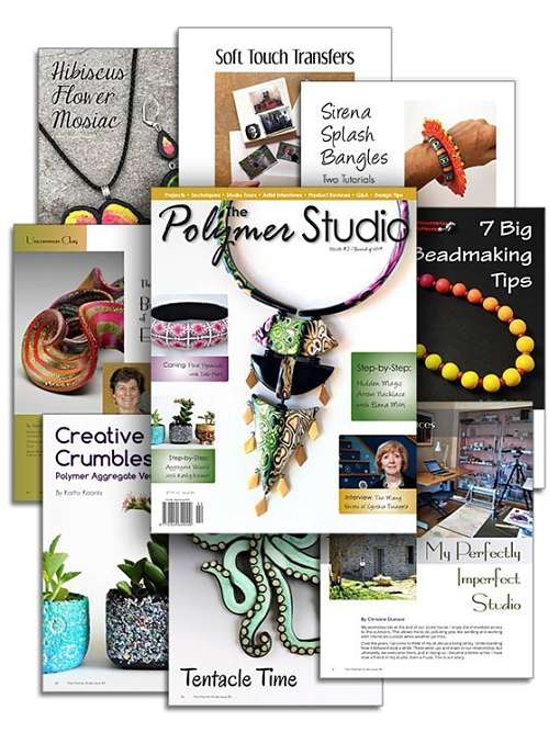 The Polymer Studio Magazine #2