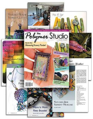 The Polymer Studio First Edition Issue #1 2019