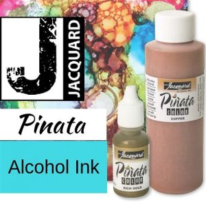 Pinata Alcohol Inks by Jacquard