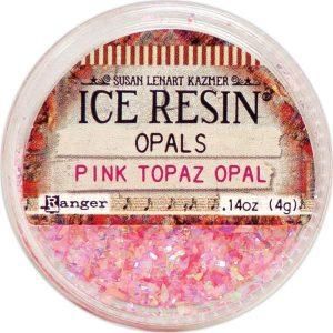 Pink Topaz Opal