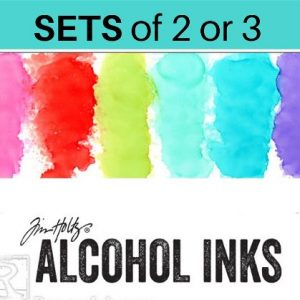 Sets of 2 or 3-Adirondack Alcohol Inks