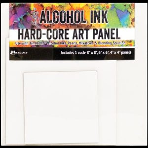 Hard Core Art Panel For Alcohol Ink