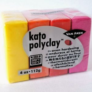 Kato Polyclay WARM Concentrates 4oz