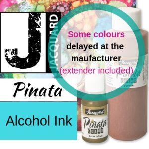 Pinata Alcohol Inks by Jacquard