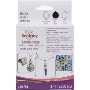 Polyform Liquid Sculpey Basics Kit