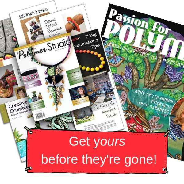 Polymer Clay Magazines
