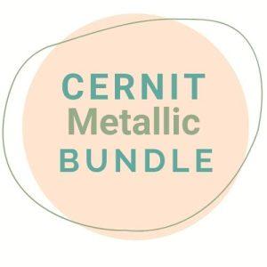 Cernit Metallic Bundle