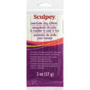 Polyform Sculpey Clay Softener 2 oz (solid)