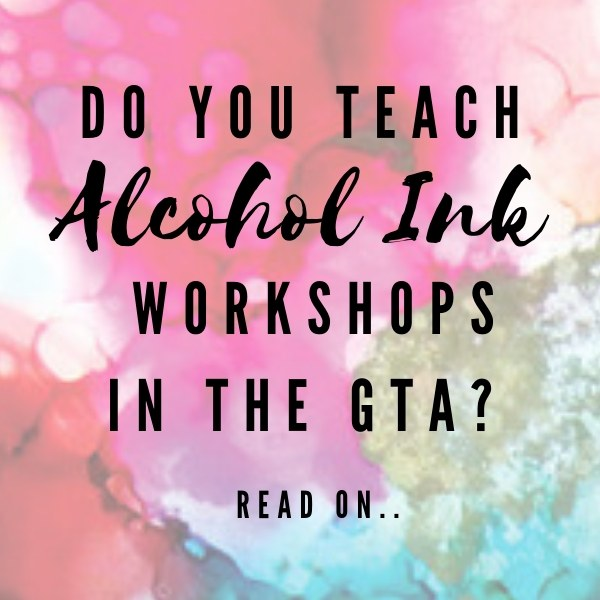 Do you teach classes in the GTA