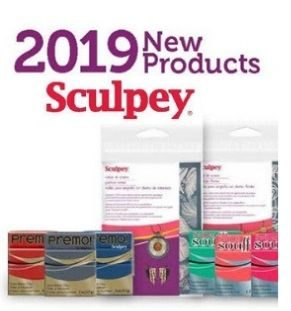 New Polyform Sculpey Products