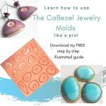 Learn how to use The CaBezel Jewelry Molds like a Pro!