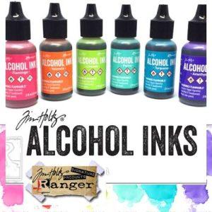 Adirondack Alcohol Inks by Tim Holtz-
