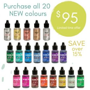 New Ranger Inks Special price