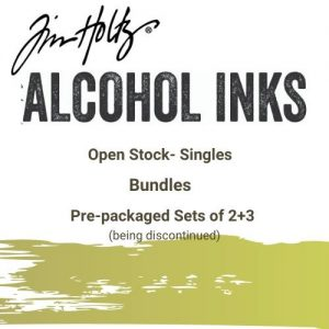 Adirondack Alcohol Inks by Tim Holtz-