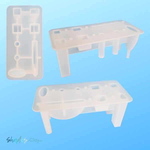Sculpey Tools 3D Jewelry Mold