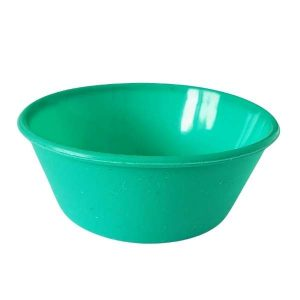 "Free Silicone Mixing Bowl is 2.75"" across"