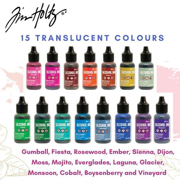 Tim Holtz Alcohol Ink special price bundle