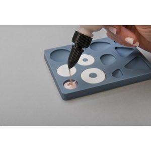 Sculpey Tools Silicone Mold Cabochon