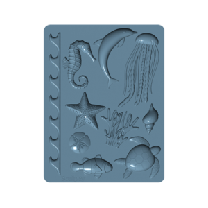 sculpey-silicone-bakeable-mold-sea-life