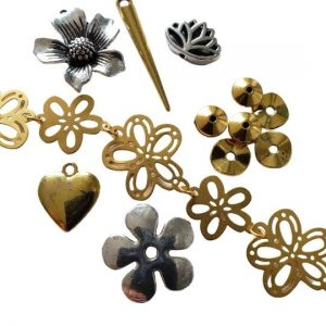 Charms, Links, Beads