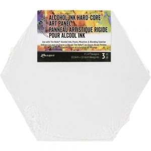 Hard Core Art Panels Hexagon