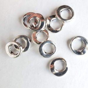 Organic Circle Charm small