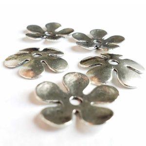 5 Petal Flower Charm