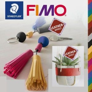 FIMO Leather Effect Polymer Clay