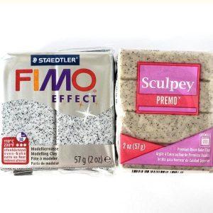 FIMO Granite and Premo Granite
