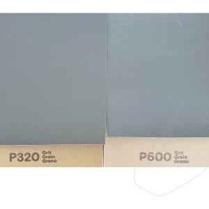 Sandpaper 320-600Grits 8pcs