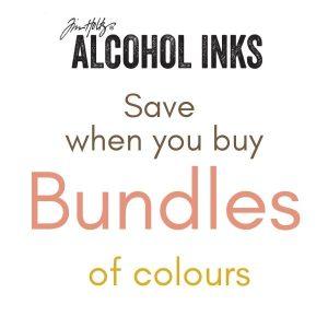 Tim Holtz Alcohol Ink BUNDLES